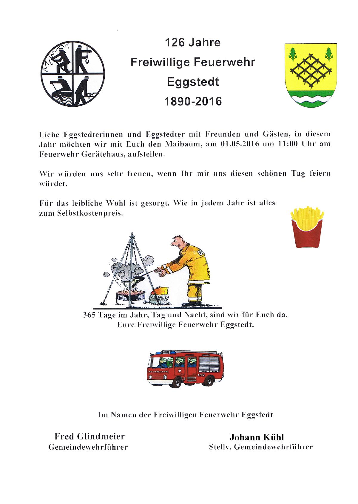 freiwillige feuerwehr eggstedt » einladung: feuerwehr eggstedt, Einladungen