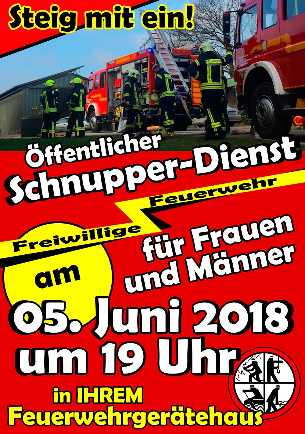 schnupper-dienst-flyer-entwurf-blanko